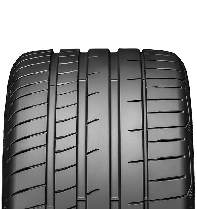 EAGLE F1 SUPERSPORT - Pneus été Tire - 255/35/R20/97Y