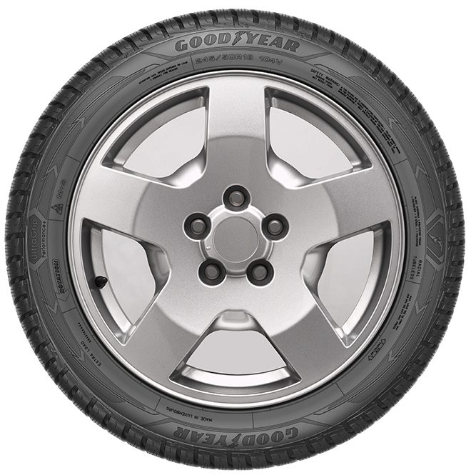 ULTRAGRIP PERFORMANCE + - Pneus hiver Tire - 245/45/R18/100V