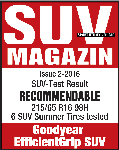 SUV MAGAZIN no.2/2016