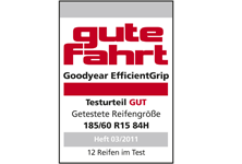 Goodyear EfficientGrip - Gute Fahrt - Good- 2011
