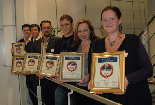 Goodyear - cms awards 2006 winners