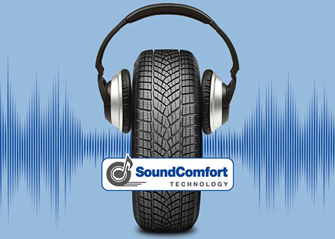 Goodyear SoundComfort Technology
