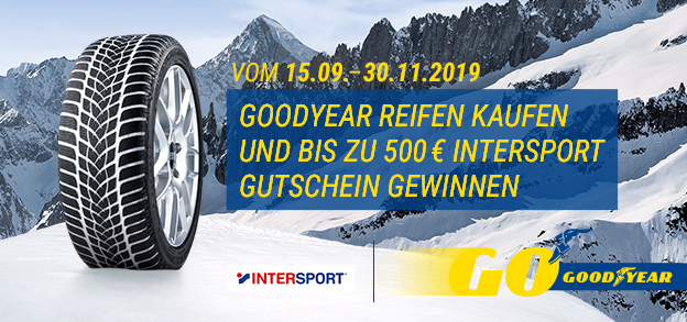 Goodyear Winter Aktion 2019