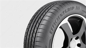 AA-graded tire