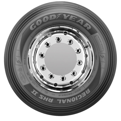 Goodyear Regional RHS II 22.5 (High Load)