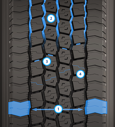 Goodyear ULTRA GRIP MAX S