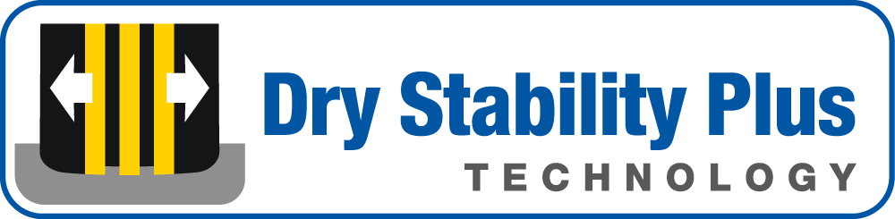 Dry Stability Plus Technology Logo