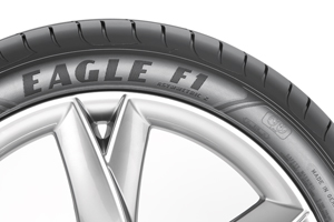 Eagle F1 Assymetric 2 tire