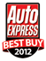 Goodyear EfficientGrip - Auto Express - 2012
