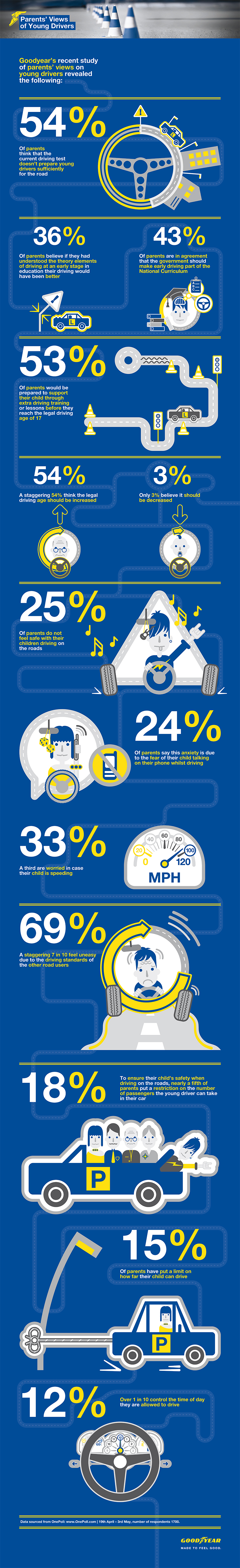 Young Driver Infographic