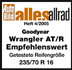 Goodyear Wrangler AT/R - Recommended - Auto Bild Alles Allrad - 2005